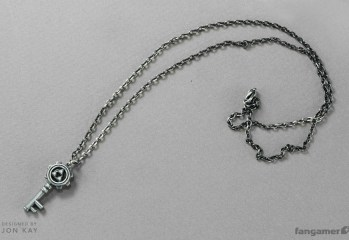Fangamer | Small Key Necklace