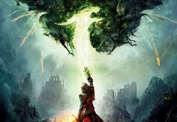 Dragon Age Inquisition Cover
