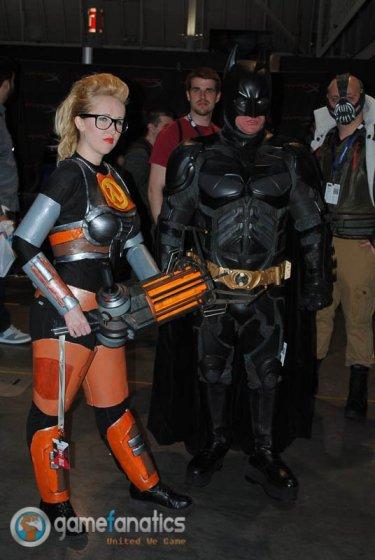 PAX East 2014 - Batman Cosplay