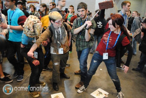 PAX East 2014 - The Last of Us Cosplay (3)