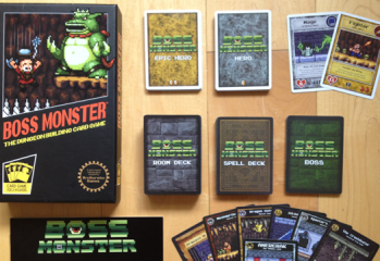 PAX East 2014 | There's a Reason Why Boss Monster Sold Out So Quickly