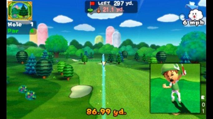 Mario Golf 03