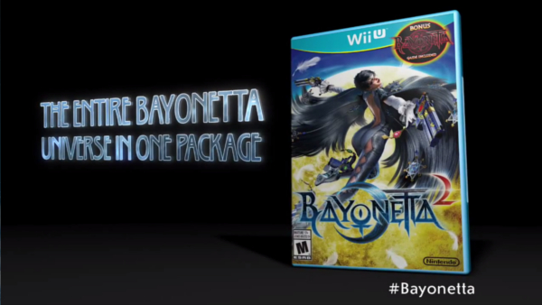 Original Bayonetta Comes to Wii U with Bayonetta 2 How Nintendo Almost Got Me to Buy a Wii U After E3 2014