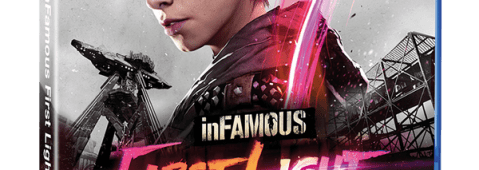Infamous First Light Boxart