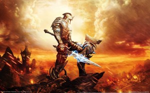 Kingdoms of Amalur 300x187 Game Art And Minimalism, A Rising Trend Were Totally Ok With