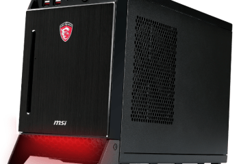 MSI Nightblade Z97 Side