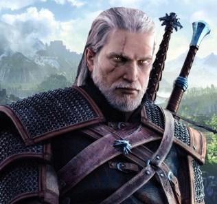 Witcher 3 Geralt