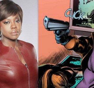 Viola Davis Confirmed for Suicide Squad
