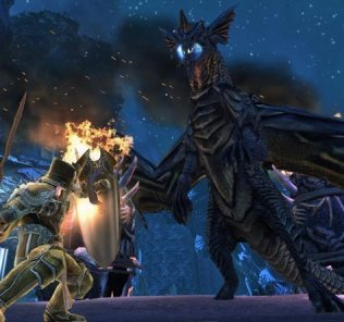 neverwinter dragon