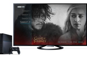 PS4 HBO Go