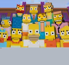 The Simpsons Skins Pack Portrait