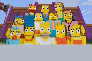 The Simpsons Skins Pack Portrait