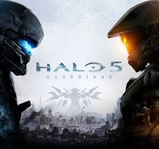 Halo 5 Cover Art Official