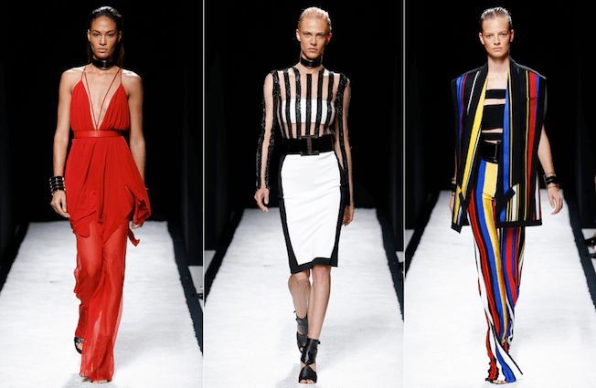 Balmain_The_Garage_Starlets_Paris_Fashion_Week_Spring_Summer_SS_2015_Ready_To_Wear_Collection_08