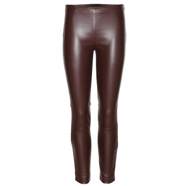 The_Garage_Starlets_Bordeaux_Burgundy_The_Row_Leather_Pants_07