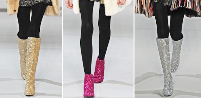 saint-laurent-glitter-shoes