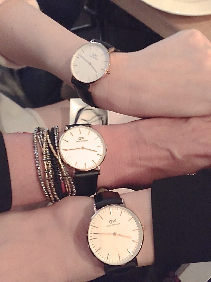 The_Garage_Starlets_Daniel_Wellington_Watch_01