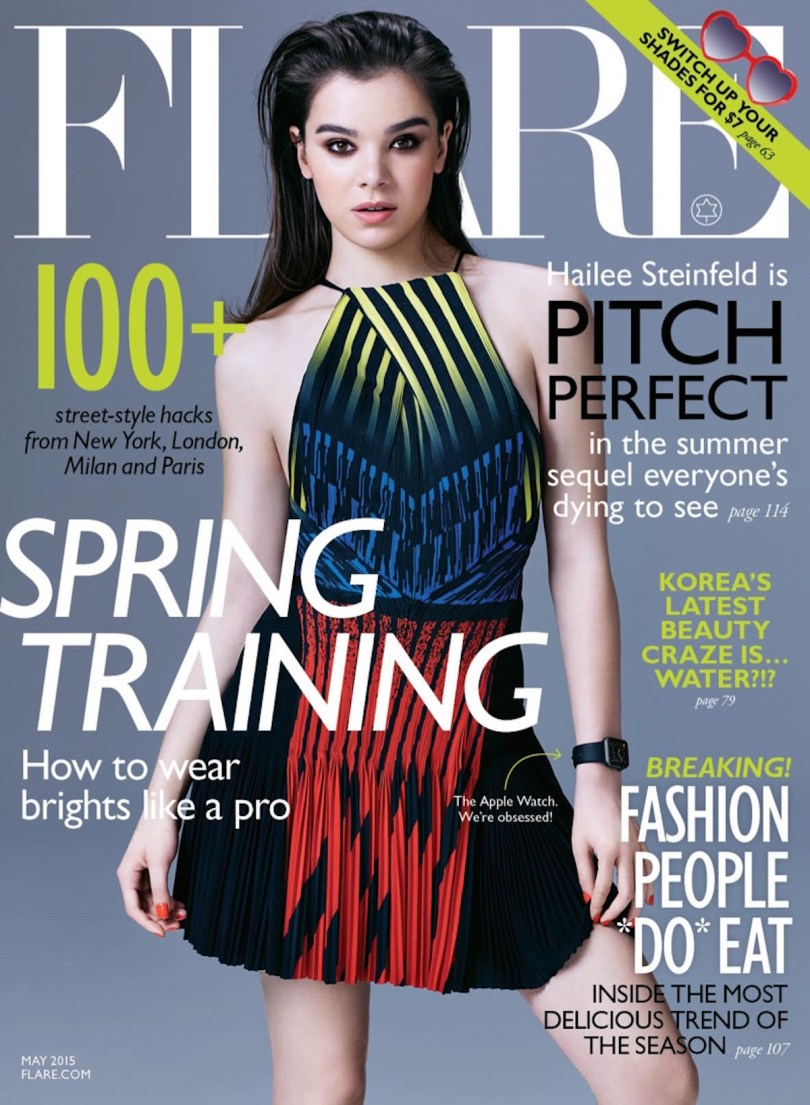04_The_Garage_Starlets_Style_Apple_Watch_Fashion_Editorial_Hailee_Steinfeld_Flare_Magazine