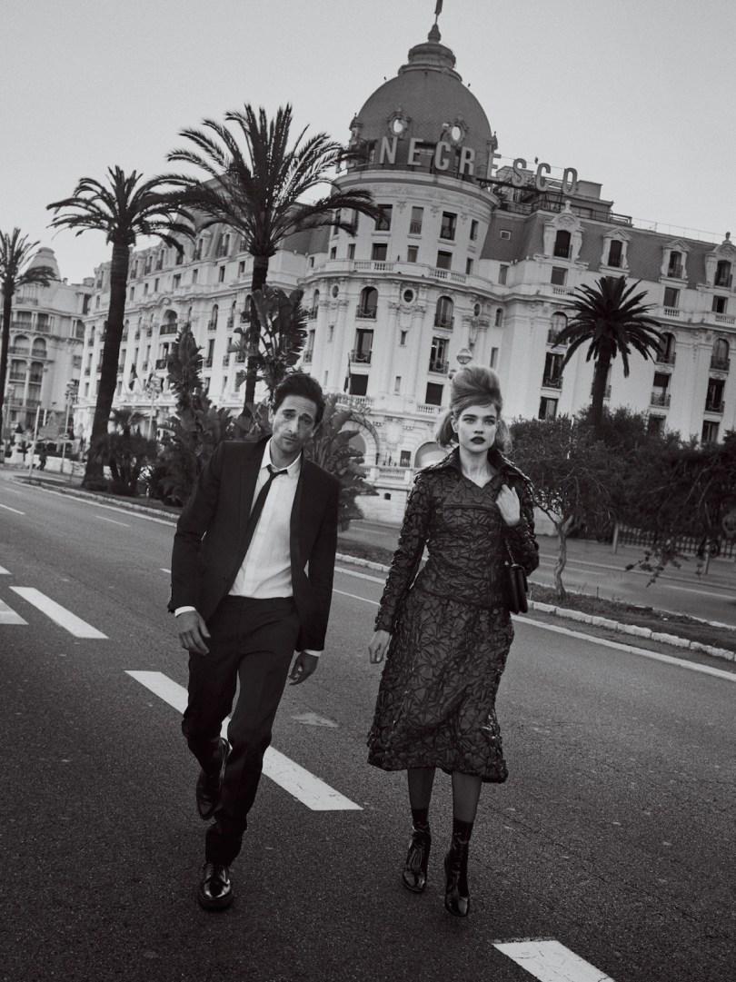 The_Garage_Starlets_Natalia_Vodianova_Adrien_Brody_Peter_Lindbergh_Vogue_US_July-2015_01