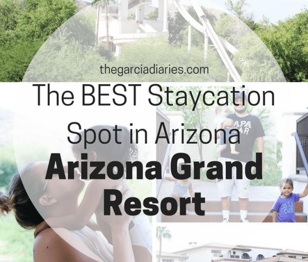 The BEST Staycation Spot in Arizona