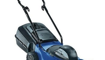 Under 50 38cm electric lawnmower at tesco direct the for Aldi gardening tools 2015