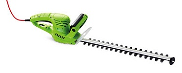 The garden tool shed essentials electric hedge trimmer for Aldi gardening tools 2015