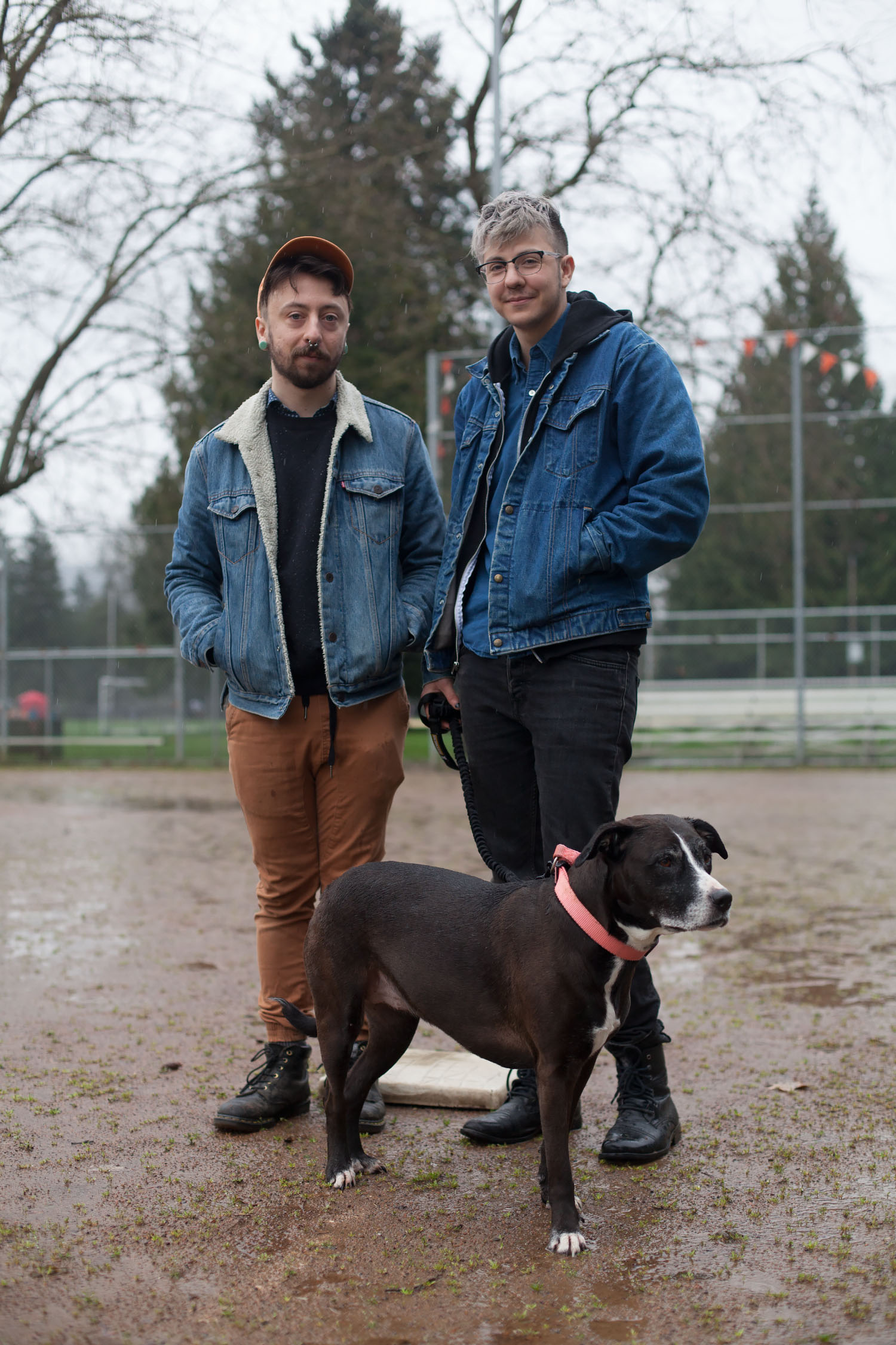 Max (left) and Jay (right), photo by Kevin Truong