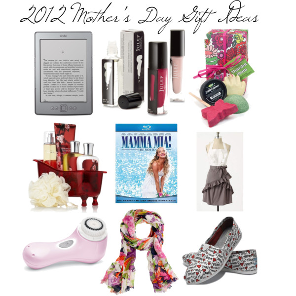 2012 Mother's Day Gift Ideas