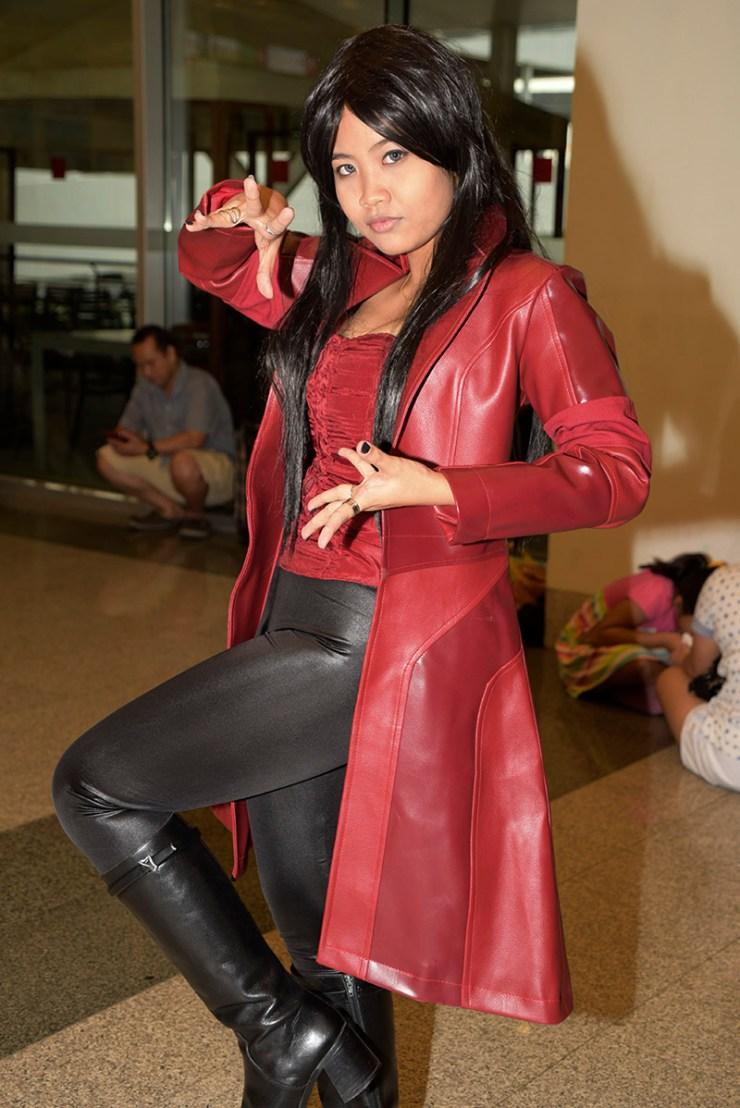 Bangkok Comic Con Cosplay