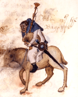 The Miller - The Canterbury Tales - Geoffrey Chaucer
