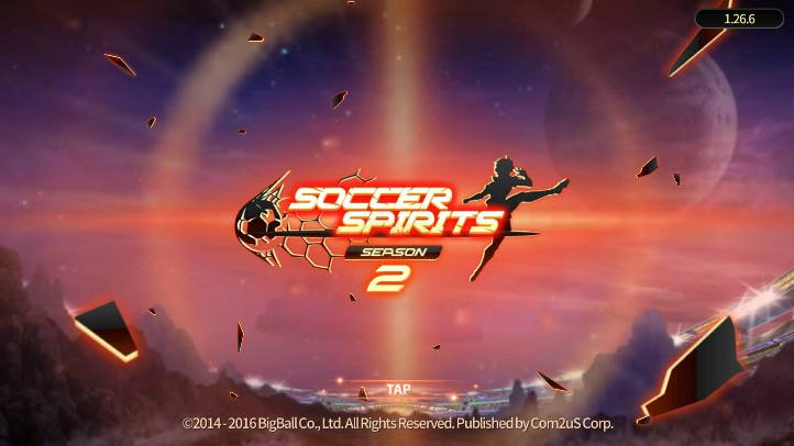 {Guest Post} [Game: Soccer Spirits, Big Ball Co., 2014] Recalling Soccer Spirits: A Champions-League Player's Opinions on its Successes and Shortcomings