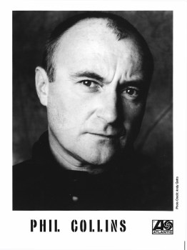 Phil Collins HITS 1998 Interview CD - 1998