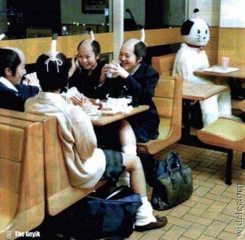 japonların yaptığı komik ve ilginç şeyler 10