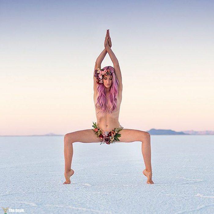 Yoga ile tecavüz girişiminin depresyon etkilerini atlattı 3