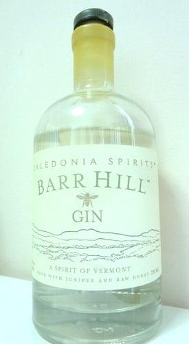 Barr Hill Gin Bottle