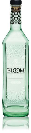 Bloom Gin Bottle