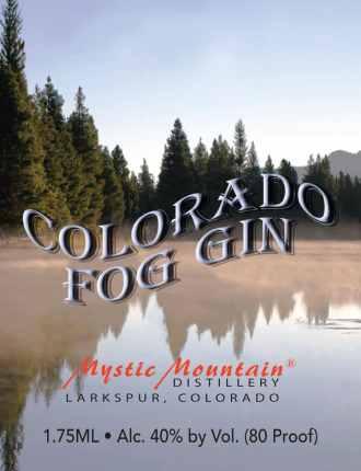 Colorado Fog Label