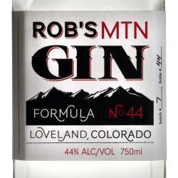 rob's mountain gin