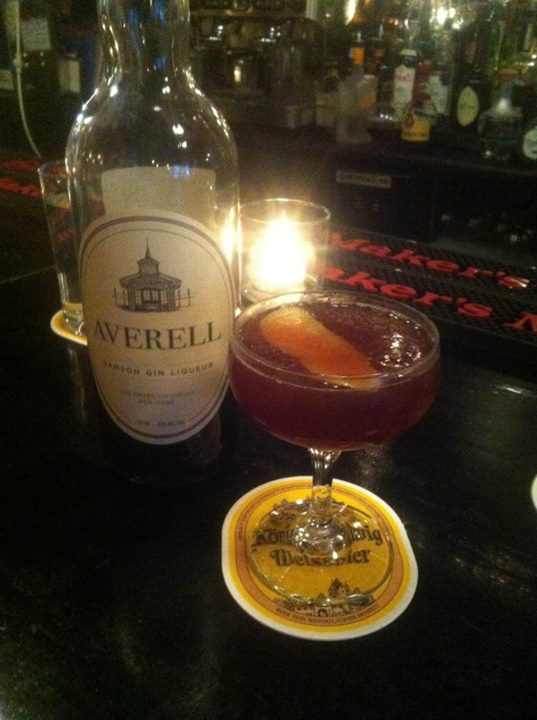 Spruce Goose Cocktail from William Hallett