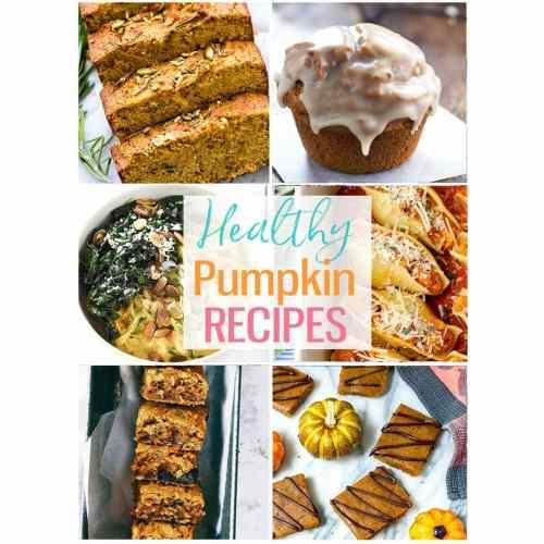 Medium Crop Of Healthy Fall Recipes