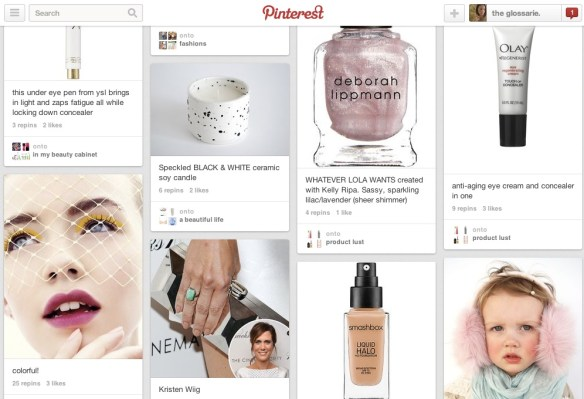 the glossarie pinterest