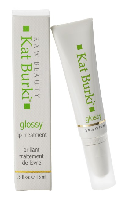 kat burki glossy lip treatment