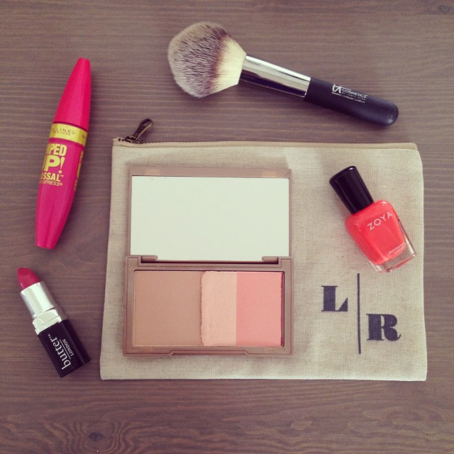 the glossarie summer makeup