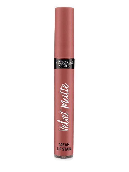 victoria's secret velvet matte cream lip stain