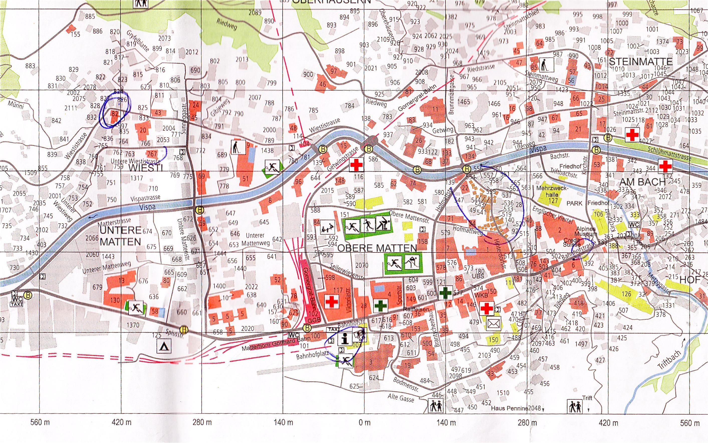 map zermatt