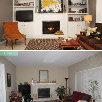 Tuesday Tips : Living Room Makeover On a Budget