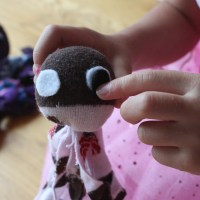Sock Octopus Craft for Kids
