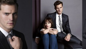 Jamie Dornan Full Frontal in Fifty Shades movie