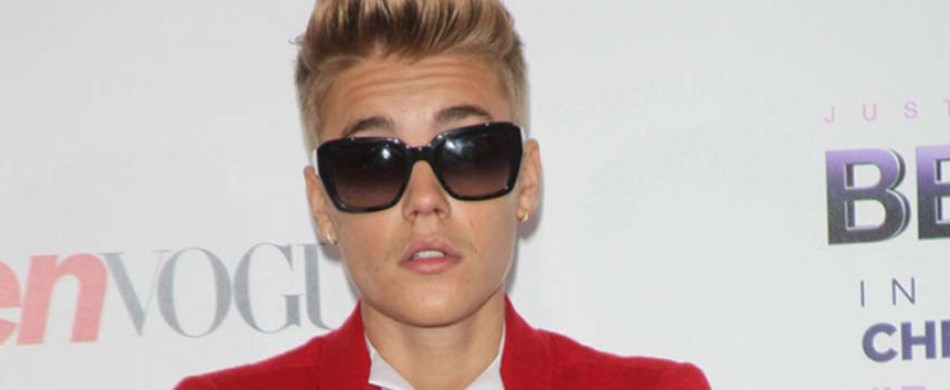Justin Bieber peeing in jail video released