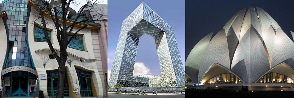 Great Design Architectures you should see